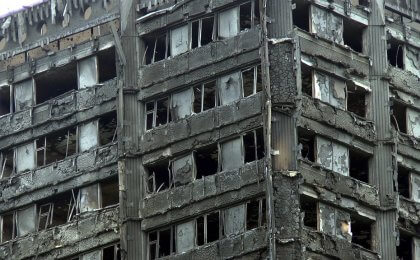 £220m pledged to cladding replacement